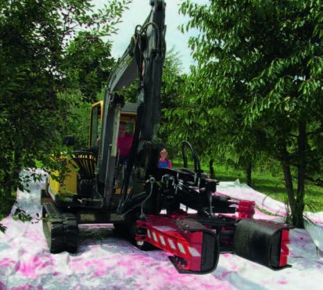 applicazioni escavatore