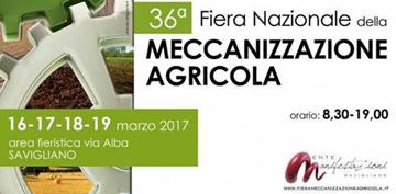 Fiera Nazionale della Meccanizzazione Agricola